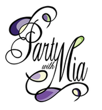 Party With Mia Logo